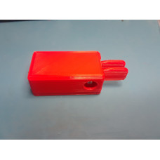 Red Mini paddles